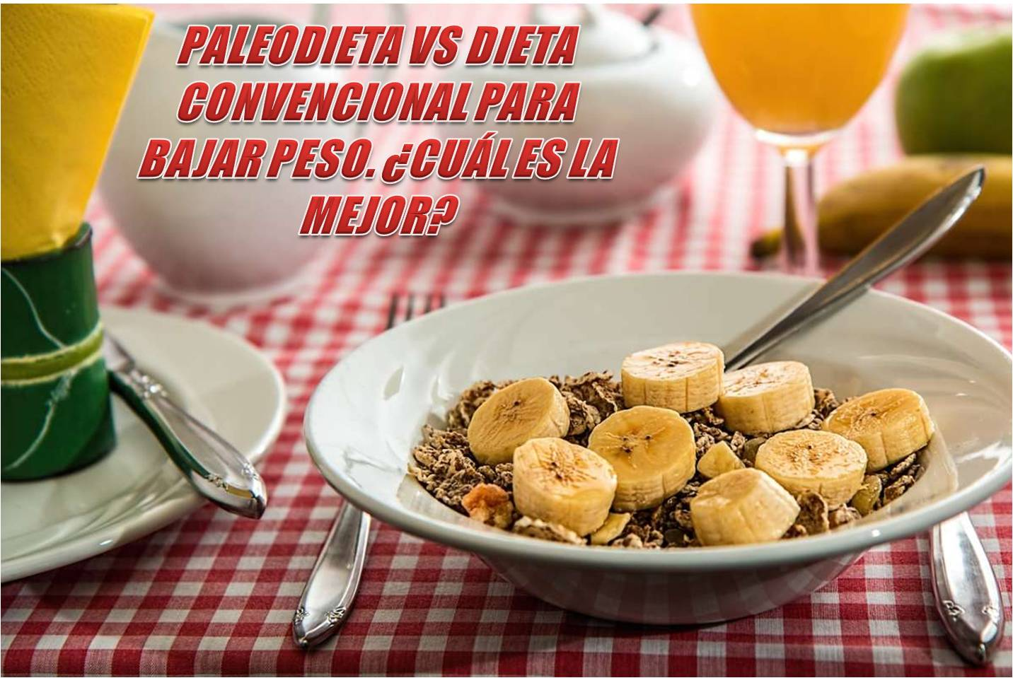 dieta paleolitica vs dieta convencional cual es la mejor