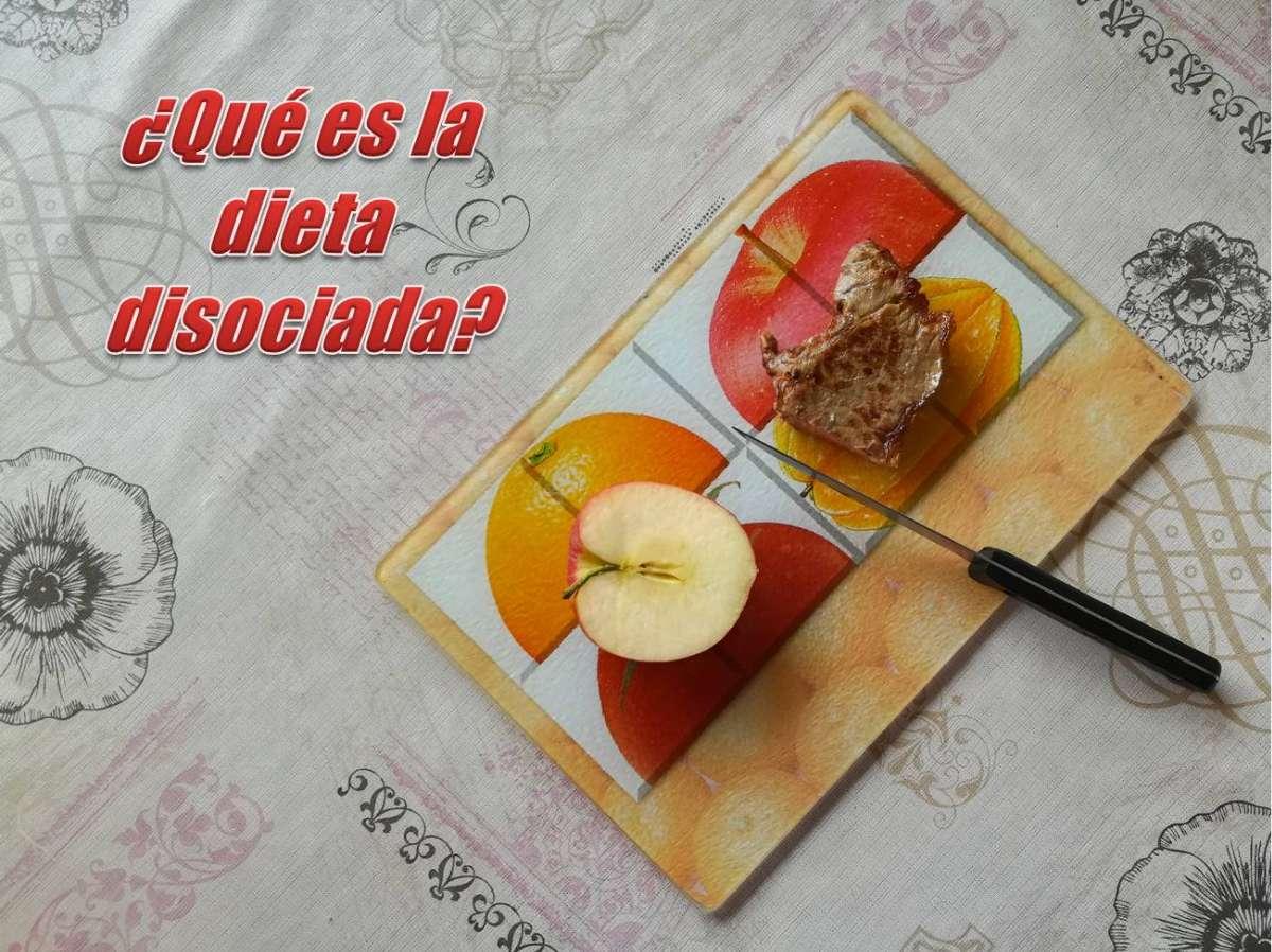 dieta disociada que es