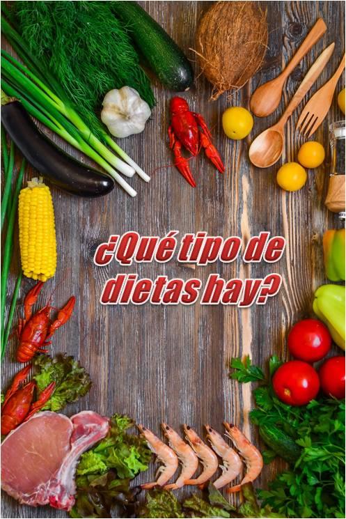 tipo de dietas