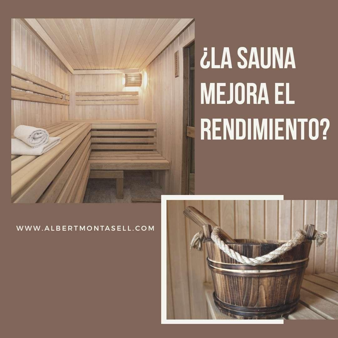 la sauna mejora el rendimiento