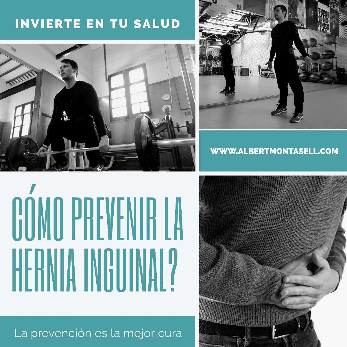 como prevenir hernia inguinal