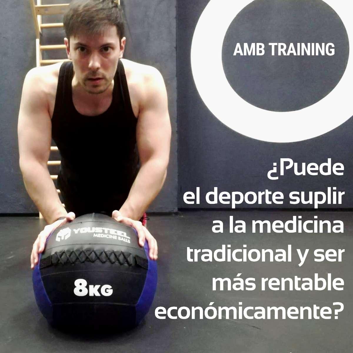 puede la actividad fisica suplir a la medicina tradicional